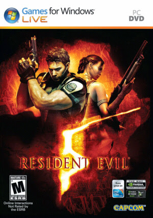 Download Resident Evil 5 Full Version for PC Free