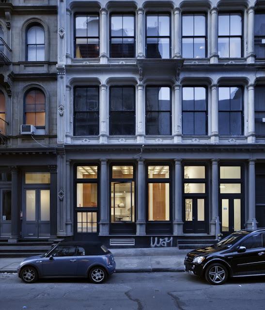 New York City Loft: ArtHouse: White Street Loft In New York City