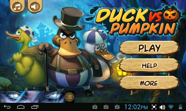 Duck vs Pumpkin | เกมส์ยิงเป็ดซ่าขโมยฟักทอง | โหลดเกมส์แอนดรอยด์ฟรี