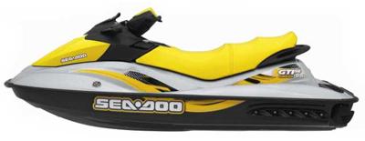 Sea-Doo GTI Se 2007