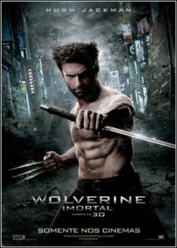 Download – Wolverine – Imortal – TS AVI + RMVB Dublado ( 2013 )