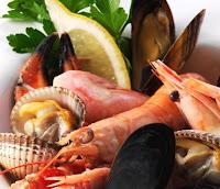 θαλασσινά,γεύμα,αφθονία,αρχαίο έδεσμα,seafood, lunch, abundance, ancient delicacy
