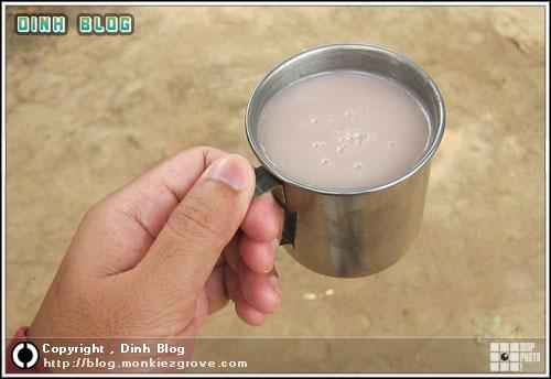 น้ำข้าวกล้องงอกแหล่งพลังงานแรกของเช้าวันนี้