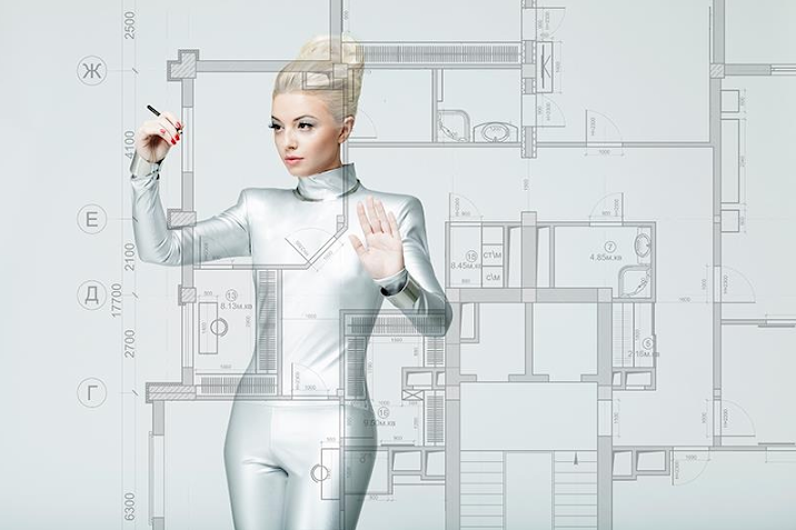 Дизайн будущего или дерзкие решения Катерины Антонович на тематику современных стилей