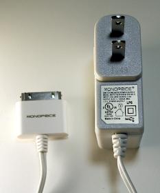 Monoprice USB charger