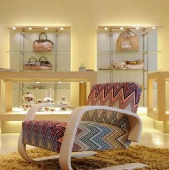 Missoni Home Furniture London: Flaneur Style