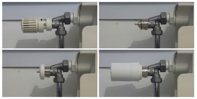 Dynamisez votre chauffage avec les t tes thermostatiques danfoss - Giacomini robinet thermostatique ...