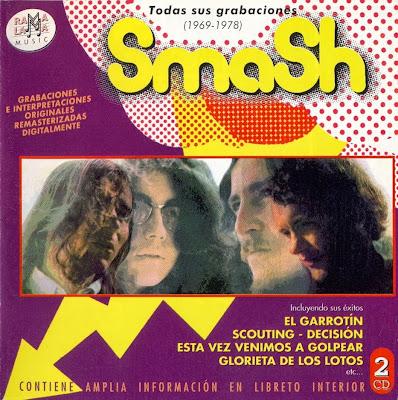 Smash ~ 2001 ~ Todas Sus Grabaciones