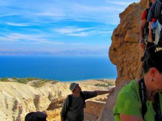Экскурсия Путешествие вдоль Мертвого Моря. Гид в Израиле Светлана Фиалкова