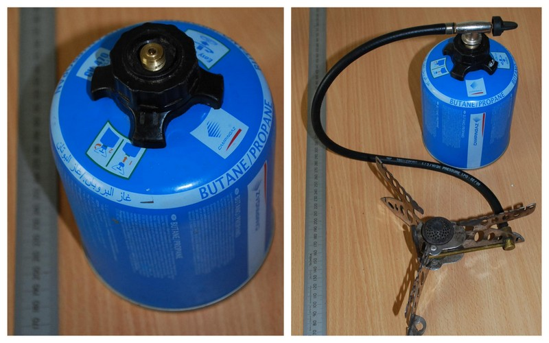 Threaded Coleman gas canisters in France     - Cycling UK Forum