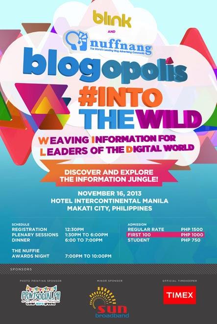 Blogopolis 2013