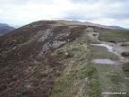 The summit of Maiden Moor