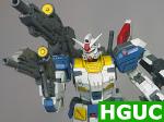 Earth Federation Forces (EFF) FA-78-3 Full Armor 7th Gundam