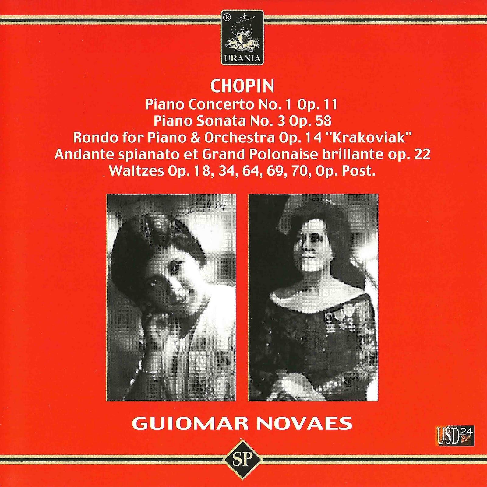 Waltzes (Chopin