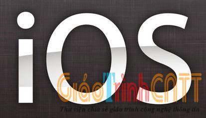 Bộ Tài Liệu Lập Trình iOS của FPT Software