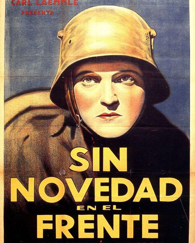 Sin novedad en el frente (1930, Lewis Milestone)