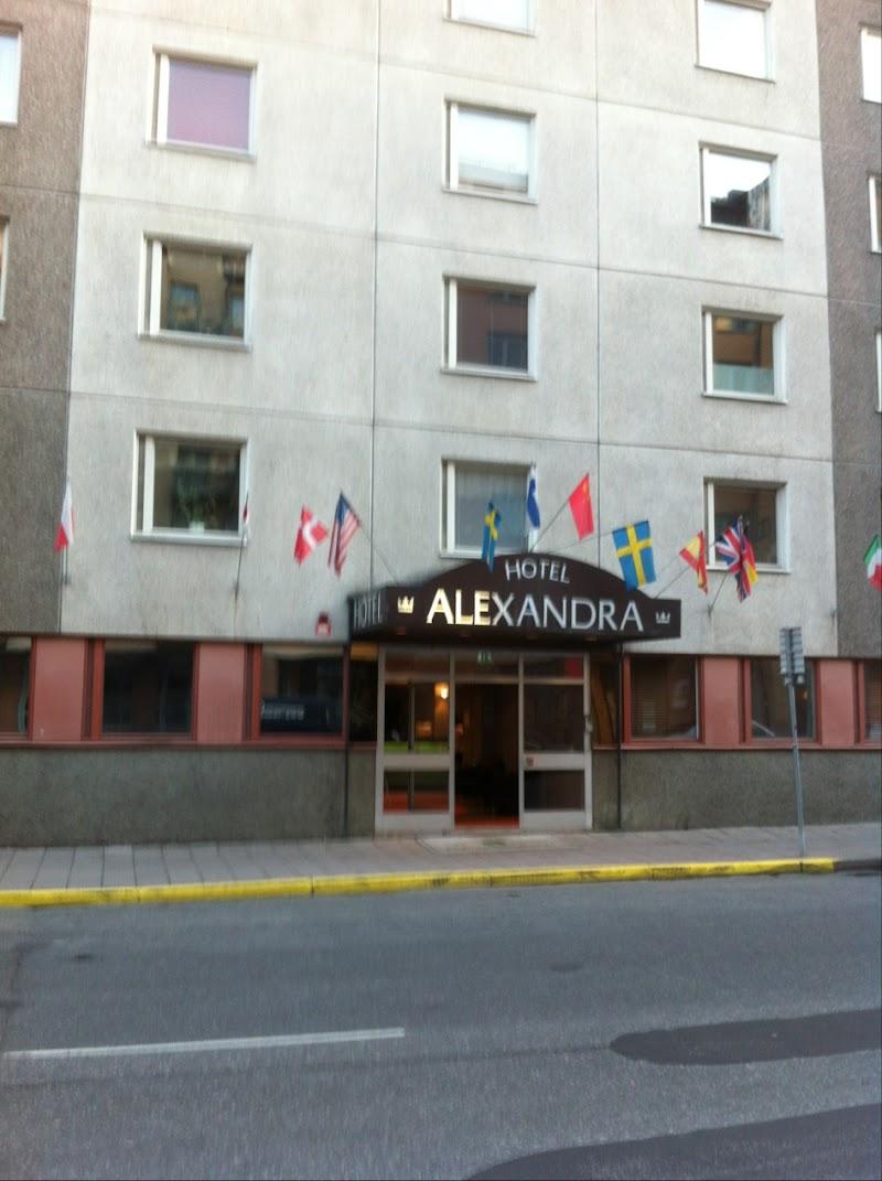 Alexandra Hotel - Boka Hotell i Stockholm