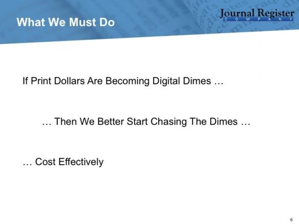 Digital Dimes