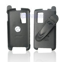 PREMIUM HOLSTER WITH ROTATING SWIVEL BELT CLIP for LG AX830 GLIMMER