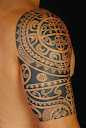 Hawaiian Tribal Tattoos 1