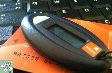 GTBank Online Banking Token