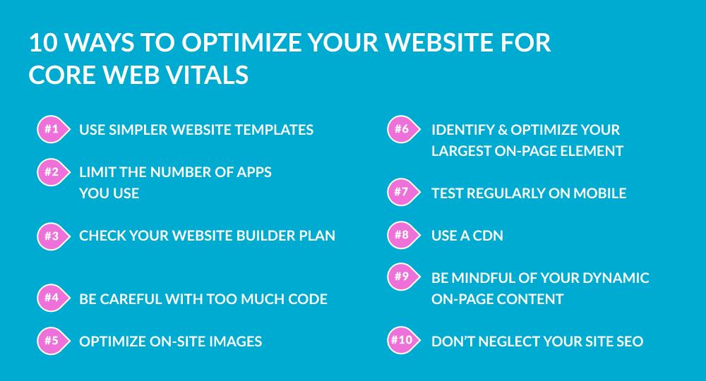 10 ways to optimize list