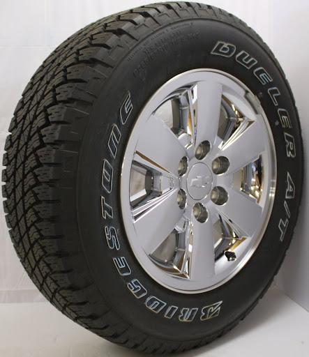 2013 Chevy Silverado Suburban Tahoe Avalanche 18 Z71 Chrome Wheels