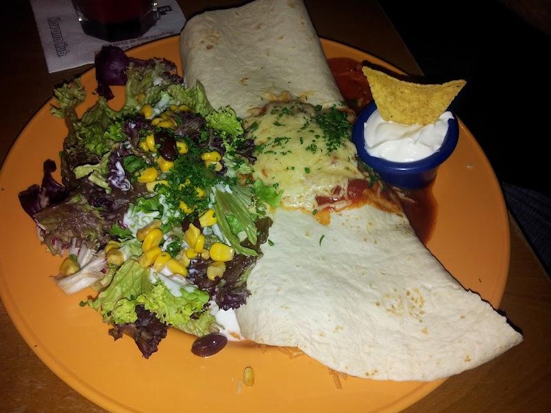 Bild vom Burrito Don Miguel für 9,95 EUR im El Chico in Stuttgart