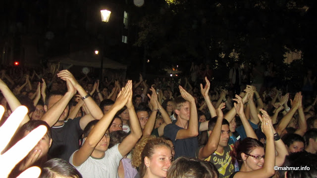 Gala Folk You @ Zilele Bucurestiului 2011