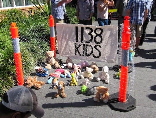 Reminder of children