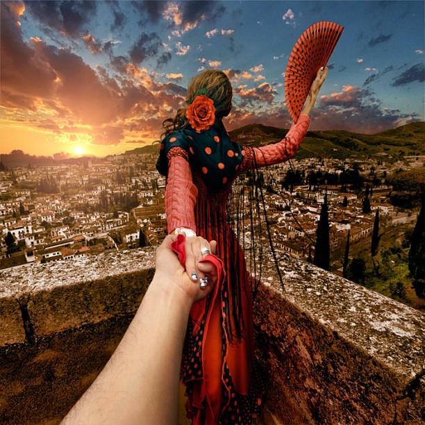 #執妳之手帶妳環遊全世界:以《Follow me》為主題拍出創意旅行照 20