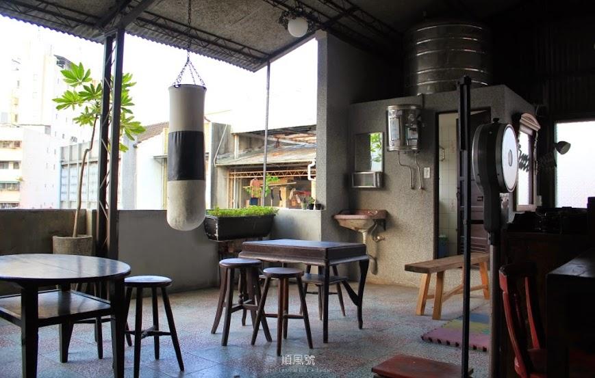台南中西區咖啡館推薦,順風號-6