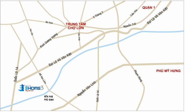 Nam Long . Bán căn hộ Ehome 3, quận Bình Tân. Gía từ chủ đầu tư Nam Long.