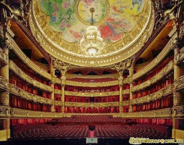Palais Garnier, Париж, Франція