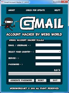 lay lai password Hotmail buoc 1 Phần mềm khôi phục mật khẩu Hotmail