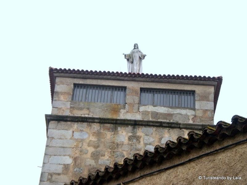 Convento de las Agustinas de la Pasión, San Felices de los Gallegos