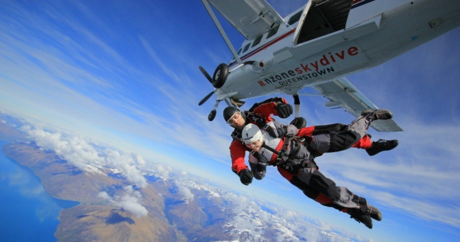 Queenstown Skydiving
