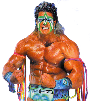 ultimate warrior png - photo #16