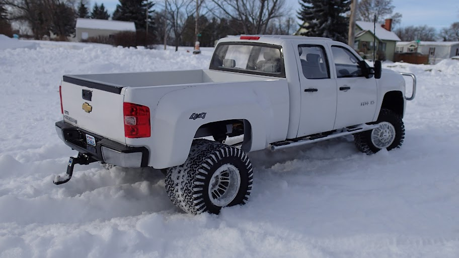 Chevy Crew Cab Dually - Page 14