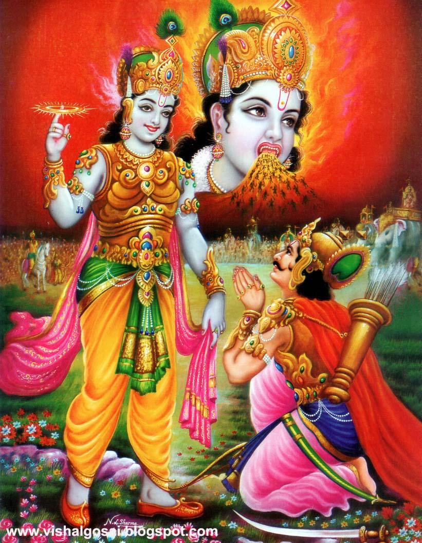 mahabharat shree krishna arjun - photo #3