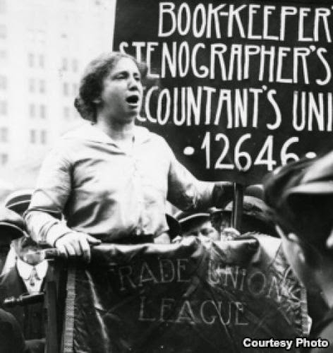 International Working Womens Day Originated In The Us
