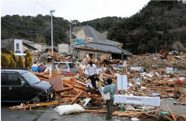 Tsunami – Japão 2011 - As melhores imagens da tragedia... Fotos-do-japao-37