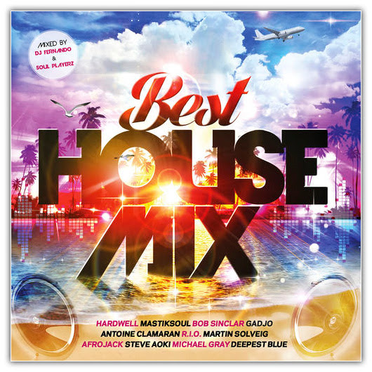 1 VA Best House Mix (2013)