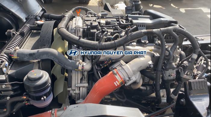 Động Cơ Hyundai Mighty EX8 GTL