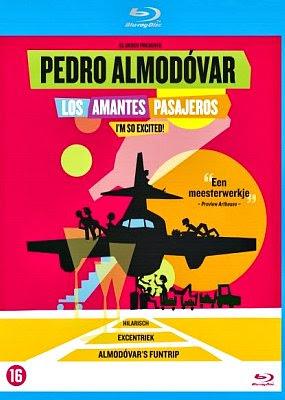 Filme Poster Os Amantes Passageiros DVDRip XviD & RMVB Legendado