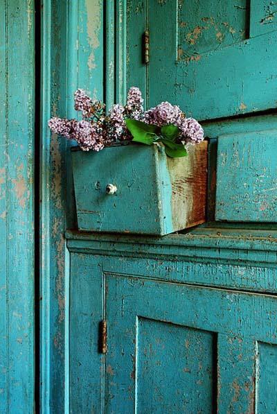 En mi espacio vital muebles recuperados y decoraci n for Puertas vintage