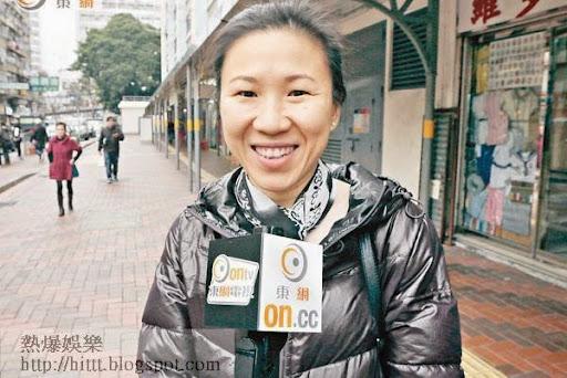 街坊心聲<br>謝小姐:「舊屋邨會有較多老人家執垃圾回家,可能會引發鼠患。」