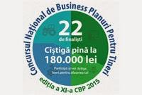 Concursul Național de Business Planuri pentru Tineri, ediția a XI-a