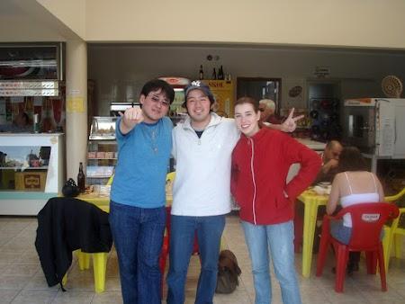 Eu, Tommy & Bru