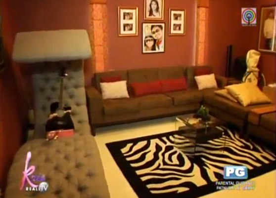 Kris TV Manny Pacquiao new Mansion tour Video 2013-02-16    Mansion tour   Interior